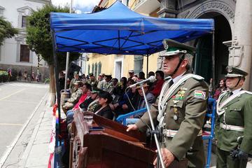"""Comandante pide nueva actitud para """"ser policías conciliadores"""""""