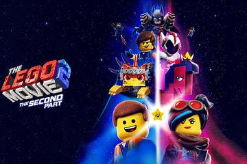 """""""The LEGO Movie 2"""" lidera taquilla"""