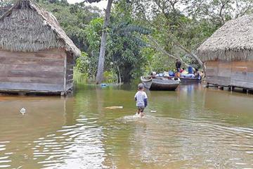Gobernación de La Paz declara situación de desastre departamental