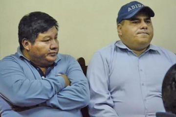 Ratifican detención preventiva de dos exfuncionarios de Quillacollo