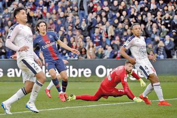 El PSG derrota al United en su casa