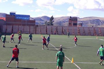 Real Potosí trabaja con la mira puesta en San José