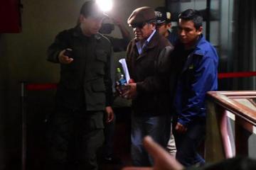 Envían a la cárcel a juez que tiene vínculos con el abogado torturador