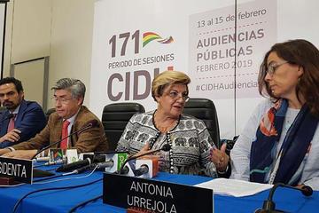 CIDH cierra sesiones en Bolivia y llama a consolidar la democracia