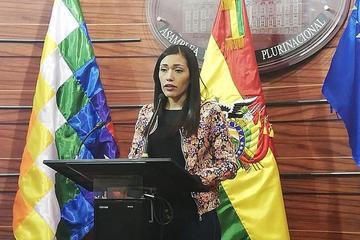 La presidenta de la Cámara Alta dimite a su nacionalidad chilena
