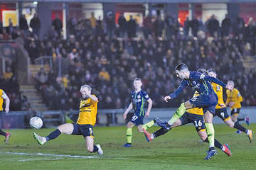 Manchester City vence y pasa a los cuartos de final de la FA Cup