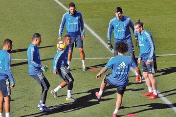 """Un Real Madrid revitalizado recibe la visita de Girona en el """"Santiago Bernabéu"""""""
