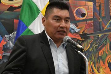 Walberto Rivas es el nuevo viceministro de Autonomías