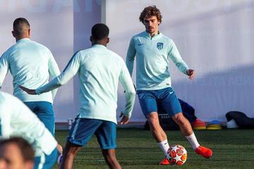"""Atlético de Madrid se mide a Juventus en el """"Wanda Metropolitano"""""""