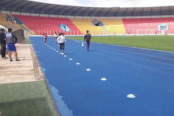 Atletas potosinos se preparan para competencias nacionales