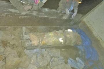 Sacan sin vida a hombre del interior de una mina en la localidad de Porco