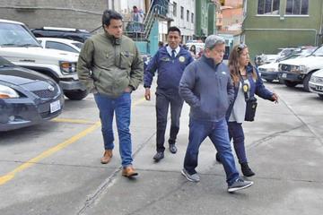 Aprehenden a dos personas por el caso Lava Jato - Odebrecht