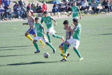 El campeonato local de fútbol de la AFP inicia el mes marzo