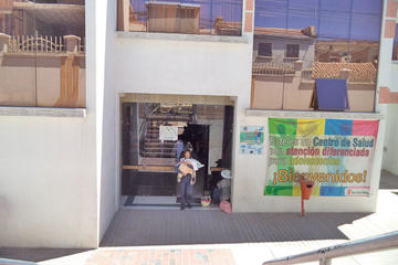 Ampliarán el Hospital San Cristóbal por fases