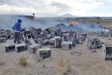 Detectan 200 camiones con contrabando en la frontera con Chile