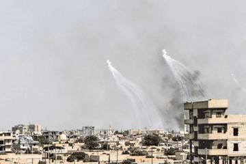 Ataques provocan seis muertos y miles huyen de la guerra en Siria