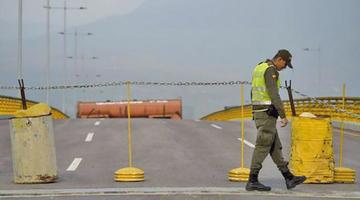 Gobierno de Venezuela cierra de forma total frontera con Colombia