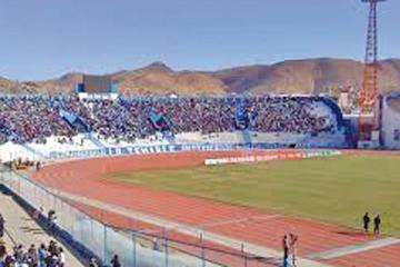 Estadio Bermúdez no podrá cumplir con las exigencias de la Conmebol