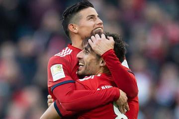 Javi Martínez le da el triunfo a Bayern sobre Hertha Berlín
