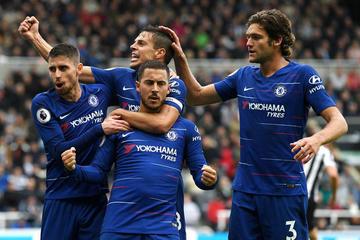 City y Chelsea van por el título de la Liga inglesa