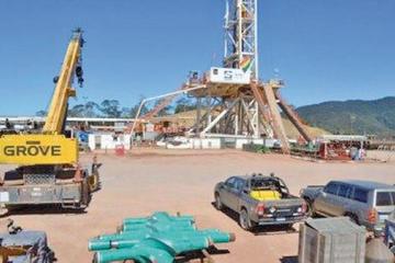 Tarija: YPFB concluyó con la perforación de pozo Boyui