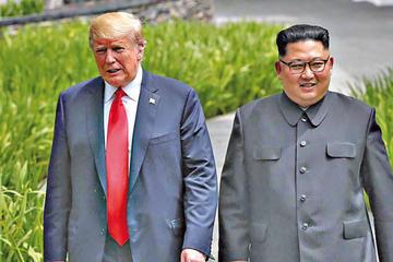 """Ven """"posible"""" que Trump y Kim acuerden declarar paz en Corea"""