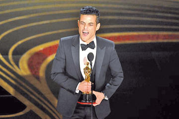 Bohemian Rhapsody domina los Oscar