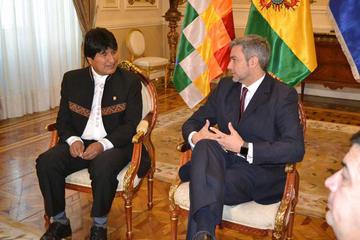 Presidentes de Paraguay y Bolivia se reunirán en Oruro