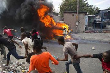 CIDH calcula que las protestas en Haití dejaron  26 muertos