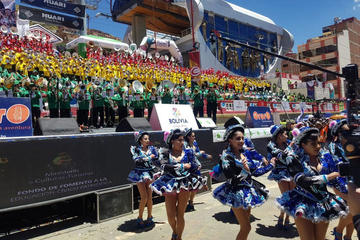 Presidente de Paraguay verá el Carnaval de Oruro