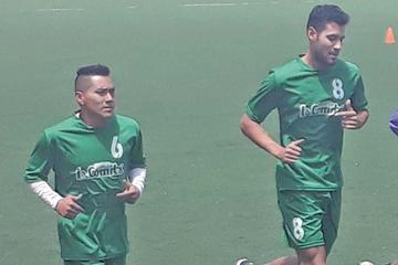 Domínguez y Dury jugarán condicionados en el lila