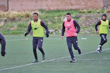 Nacional sufre la baja de 4 jugadores para retar al Tigre