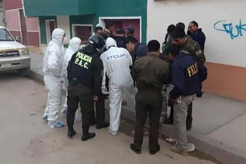 La Policía descarta robo de dinero en atraco en Oruro