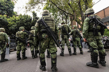 Congreso aprueba la Guardia Nacional para enfrentar la delincuencia