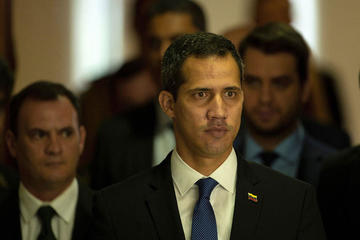 Juan Guaidó afirma que volverá  a Venezuela a pesar de amenazas