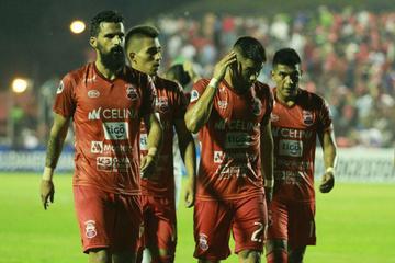 Guabirá se despide de la Copa Sudamericana con una goleada