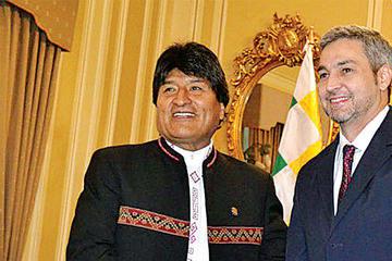 Prevén que presidentes de Bolivia y Paraguay hablen del bioceánico