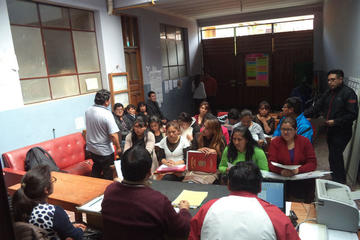 Potosí, Tupiza, Uyuni y Colquechaca reportan más crecimiento escolar