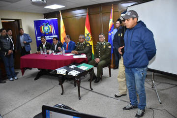 Caso UPEA: dan 5 años de cárcel a policía por muerte de Jonathan