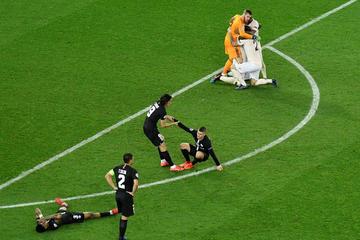 Manchester saca al PSG de los cuartos