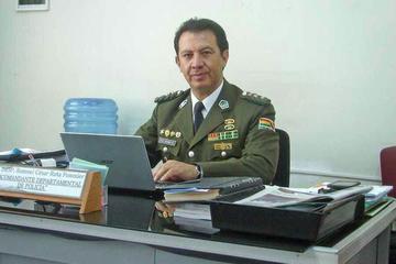 Oruro: excomandante de Policía es detenido por cobros irregulares