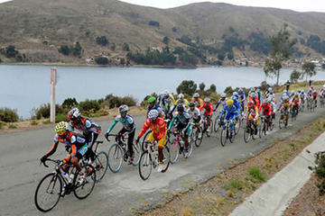 Santa Cruz alberga el nacional de ciclismo