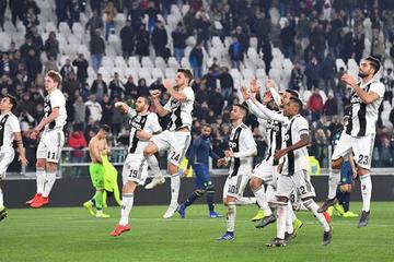 Juventus golea 4-1 a Udinese