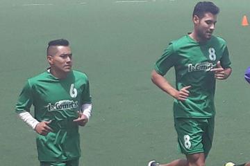 Domínguez y Dury serán bajas ante Always Ready
