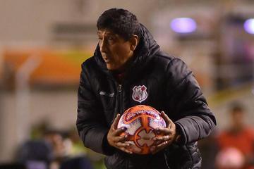 La banda roja rinde su último examen para la Sudamericana