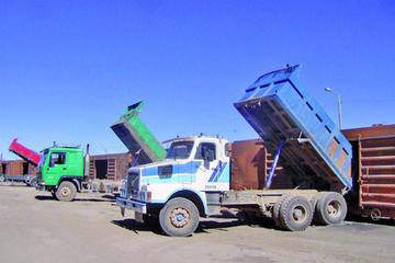 Vecinos paralizarán exportación de minerales a través del tren
