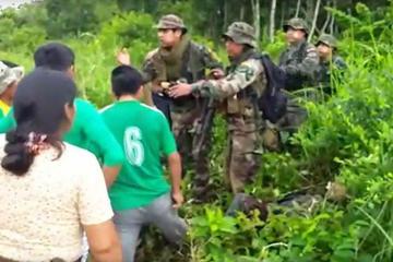 Detuvieron a siete de los implicados por una emboscada a Umopar