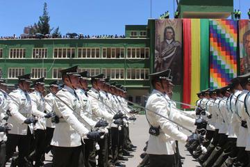 El 21 de abril inicia la admisión de los postulantes a la Anapol