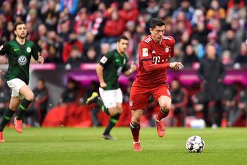 Bayern golea 6-1 a Wolfsburg