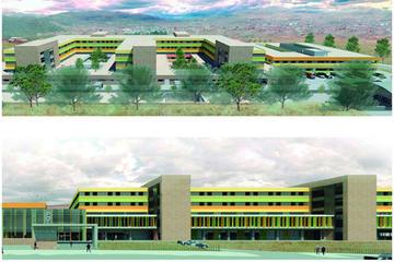 Alistan desembolso de recursos del nuevo hospital de tercer nivel